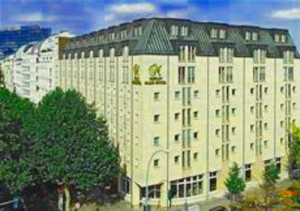 Berlin Mark Hotel Parken