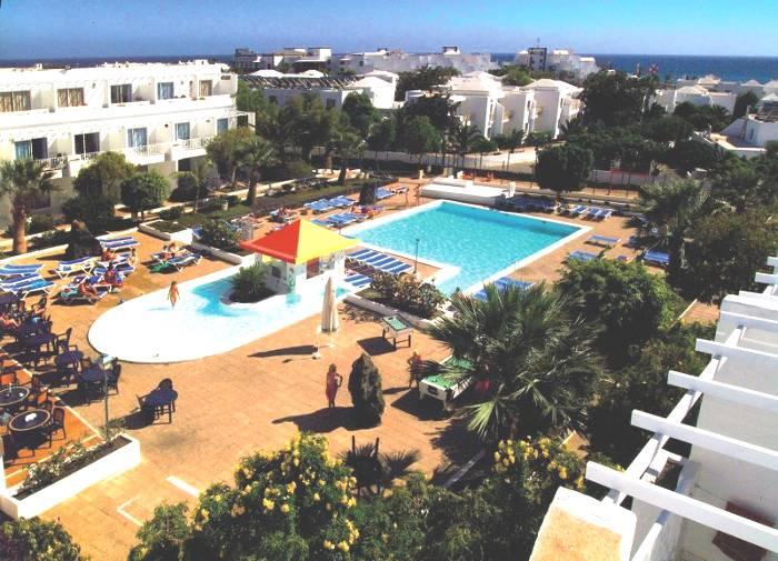 Aparthotel thb don paco castilla lanzarote playa de los pocillos